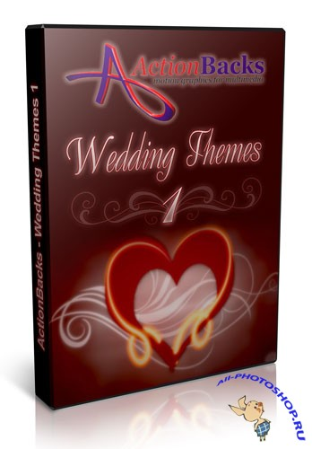 ActionBacks - Wedding Themes 1 1920�1080 HD