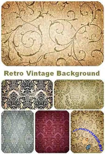 Retro Vintage Background 2