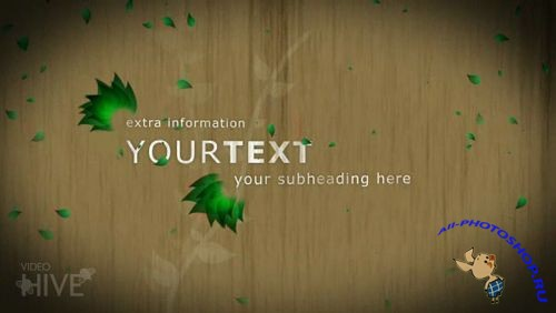 Videohive Environmentally Friendly