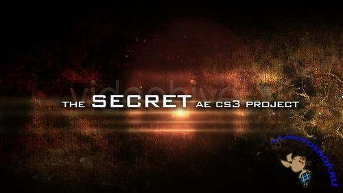 VideoHive The Secret