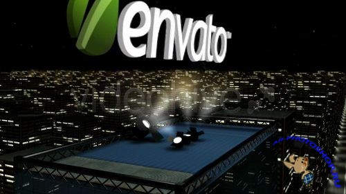 VideoHive Cinematic Logo Opening