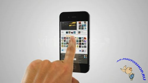 VideoHive 4G Phone Advertisement
