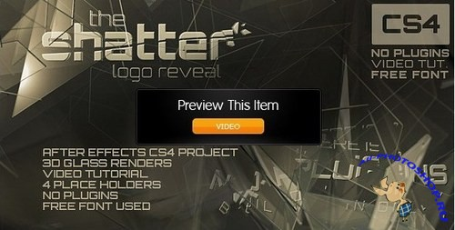 VideoHive The Shatter