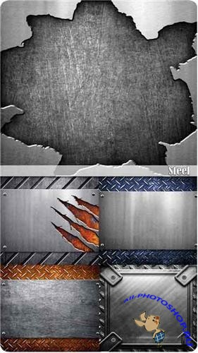 New Steel backgrounds (�������� ����)