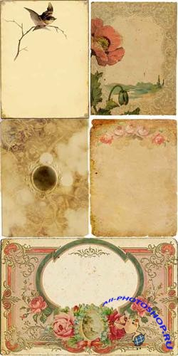 Collection antique backgrounds 3