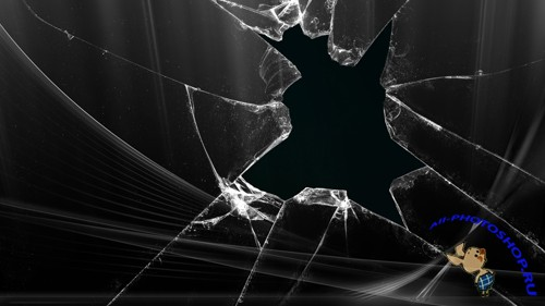 Обои - Broken windows wallpapers