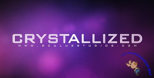 VH Crystallized Logo Reveal