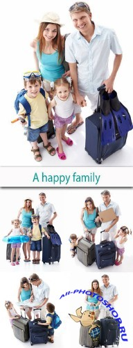 A happy family | ���������� �����