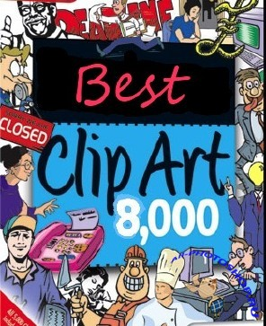 Clipart,Snipart,Photo,Toons for Photoshop /8000/2011