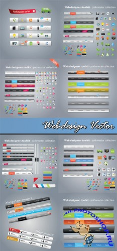 Web-design Vector