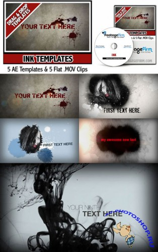 Footage Firm - Ink Templates