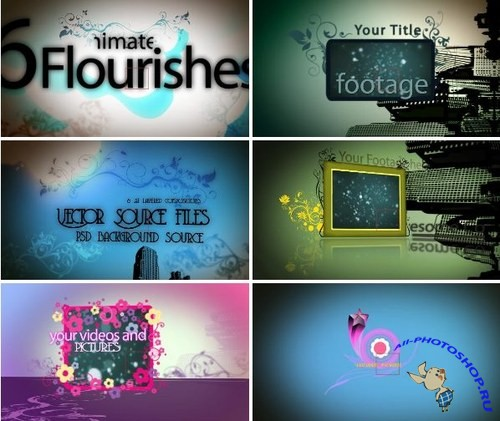 VideoHive: Flower Power (AE-Project)