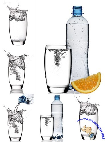 Water drink - stock photo | ������ �������� ����
