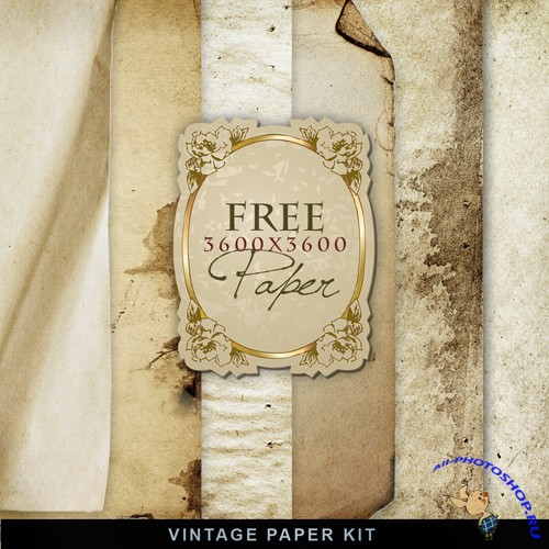 Textures - Old Vintage Backgrounds #39