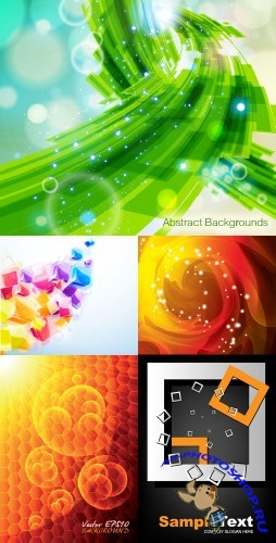Abstract Backgrounds - Stock Vectors | ����������� ����, ���� ������