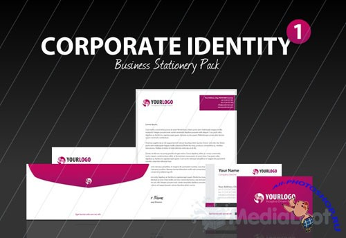 Medialoot - Corporate Identity Pack 1
