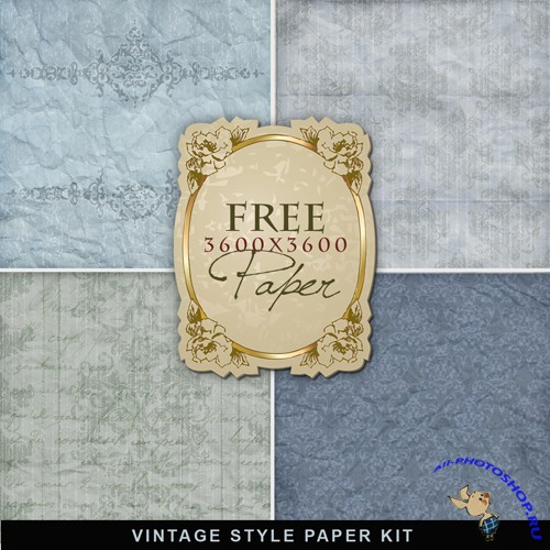Textures - Old Vintage Backgrounds #41