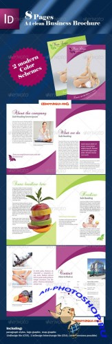 A4 Professional Brochure - GraphicRiver