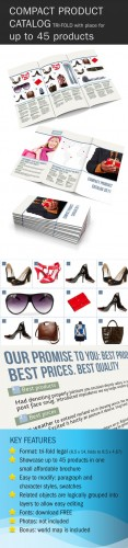 Compact Product Catalog - GraphicRiver