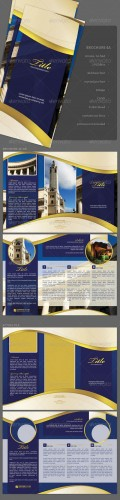 Brochure 1A - GraphicRiver