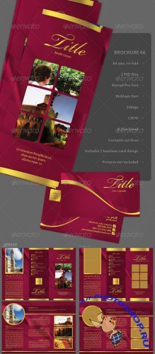 Brochure 3A - GraphicRiver