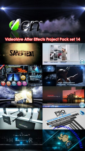 Videohive After Effects Project Pack - 14