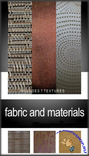 Fabric Textures Pack #2