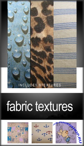 Fabric Textures Pack #1