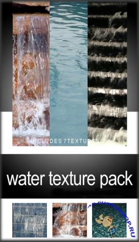 Water Textures Pack