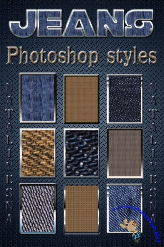 Photoshop Styles Jeans