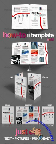 GraphicRiver - How-To Professional Template v1