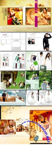 Photo Templates - Visual style 07