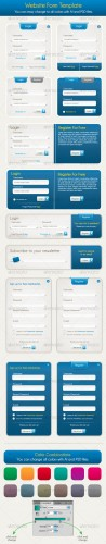 Login/Signup Collection - GraphicRiver