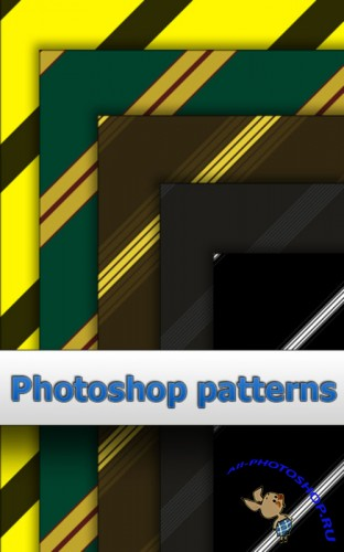 Stripes Photoshop Patterns Pack