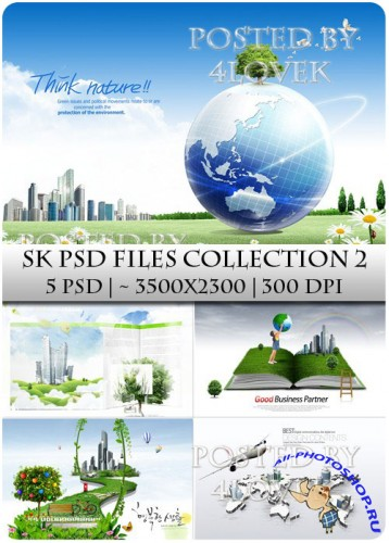 SK PSD files Collection 2