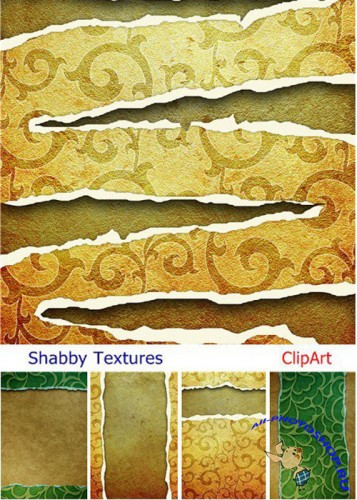 Shabby Textures Pack