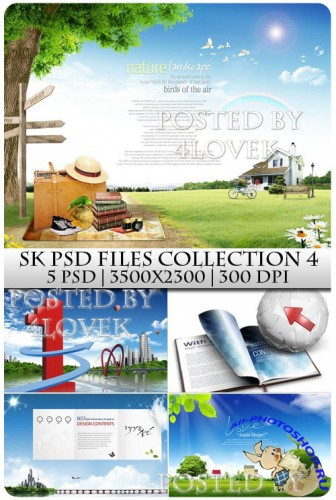 SK PSD files Collection 4