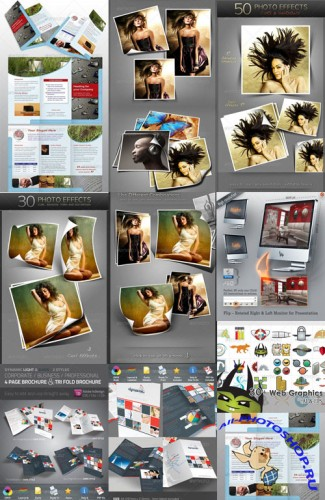 Graphicriver Collection Pack 02 (2011)