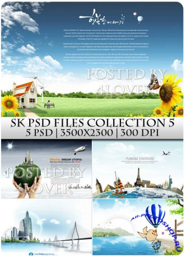 SK PSD files Collection 5