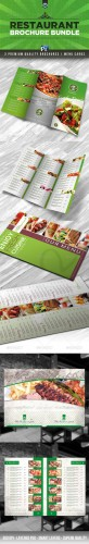 GraphicRiver - RW Premium Restaurant Brochure Bundle