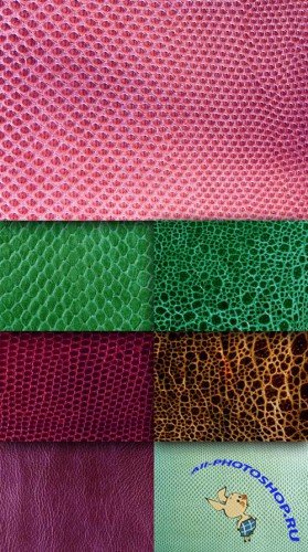 Textures - Leather Crocodile