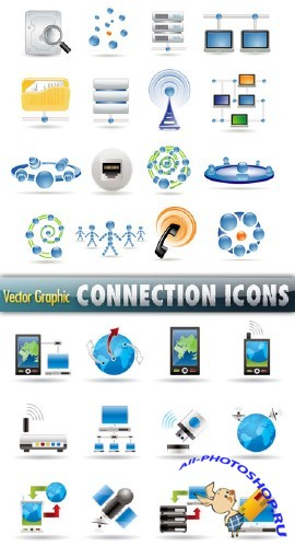 Connection icons | ������ �����
