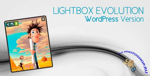 CodeCanyon - Lightbox Evolution for WordPress v 1.4.6