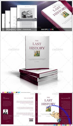 Book Template: Aldora InDesign Template