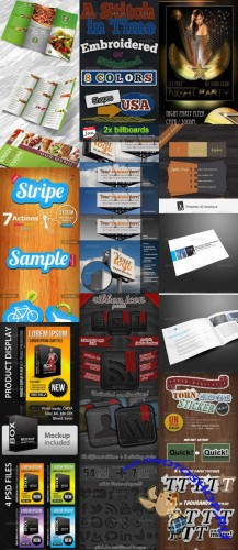 GraphicRiver - Super Collection Design Templates (Pack 2)