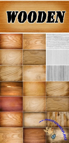 High Quality Wooden Textures Pack