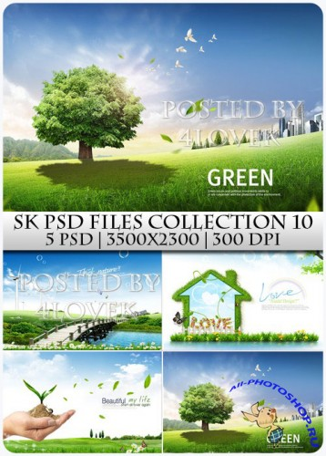 SK PSD files Collection 10