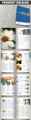 GraphicRiver - Flexible Product Catalog