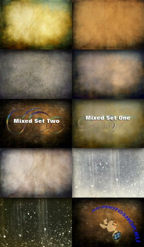 Mixed Textures Set