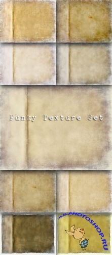 Funky Texture Set